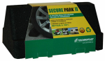 Qrri TF375-60X100-SP-II Parking Bumper, 6 x 10 x 3.75-In.