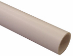 Genova Products 70015F PVC Cell Core DWV Pipe, Schedule 40, 1-1/2-In. x 5-Ft.