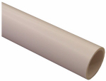 Genova Products 70025F PVC Cell Core DWV Pipe, Schedule 40, 2-In. x 5-Ft.