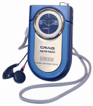 Craig Electronics CR4116 Out LW Pocket Radio