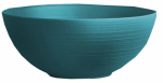 Bloem PB12-32 Dura Cotta Planter Bowl, Sea Struck Plastic, Indoor/Outdoor, 12-In.