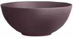 Bloem PB12-56 Dura Cotta Planter Bowl, Exotica Plastic, Indoor/Outdoor, 12-In.