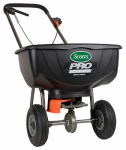 Scotts Lawns 75901 Turf Builder Pro EdgeGuard Broadcast Spreader