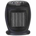 Midea International Trading HC-0179 Compact Ceramic Heater