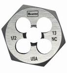 """Irwin Industrial Tool 9444 DIE 1/2""""-13NC 1"""" HEX"""