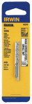 Irwin Industrial Tool 80209 Tap/Drill Set 4-40 NC