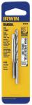 Irwin Industrial Tool 80220 Tap/Drill Set 10-24 NC