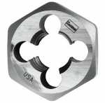 "Irwin Industrial Tool 9744 DIE 12-1.75MM 1"" HEX"