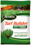 Scotts Lawns 23415 Southern Turf Builder Lawn Food, 15,000-Sq. Ft. Coverage