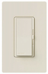 Lutron Electronics DVWCL-153PH-LA Diva Single-Pole/3-Way Dimmer, 150-Watt, Almond
