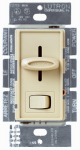 Lutron Electronics SCL-153PH-IV Skylark Single-Pole/3-Way Dimmer, 150-Watt, Ivory