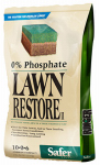 Woodstream 9333 Lawn Restore Fertilizer II, 25-Lbs., Covers 5,000 Sq. Ft.