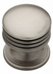 Brainerd Mfg Co/Liberty Hdw PN0925-904-CP Cabinet Knob, Athens, Heirloom Silver