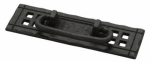 Brainerd Mfg Co/Liberty Hdw PN8005-SAM-A Cabinet Pull, Bail-Style, Flat Black, 4.25-In.