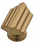 Brainerd Mfg Co/Liberty Hdw P28015-CZ-C Cabinet Knob, Julian Step, Champagne Bronze, 1.5-In.