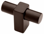 Brainerd Mfg Co/Liberty Hdw P17020C-OB3-C Cabinet Knob, Artesia, Oil-Rubbed Bronze, 1.75-In.