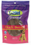 Ims Trading 07365 Gourmet Dog Treats, Duck Breast, 14-oz. Bag