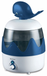 Jarden Consumer-Domestic HUL2622W-UM Kids' Ultrasonic Humidifier, Whale