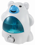 Jarden Consumer-Domestic HUL2723B-UM Kids' Ultrasonic Humidifier, Bear