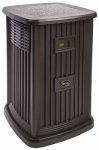 Essick Air Products EP9 800 Pedestal Evaporative Humidifier, Espresso, 3.5-Gal. Water Capacity, Up to 2400 Sq. Ft. Coverage