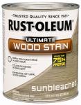 Rust-Oleum 260155 QT Sunbleach INT Stain