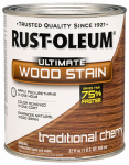 Rust-Oleum 260151 QT Trad Cherry Wood or Wooden Stain