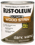 Rust-Oleum 260147 QT DK Wal INT Wood or Wooden Stain