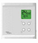 White-Rodgers Division BP150 Baseboard Thermostat, 7-Day Programmable