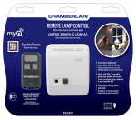 Chamberlain PILCEV MyQ Remote Home Lighting Control, Interior