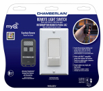 Chamberlain WSLCEV MyQ Remote Home Lighting Control, Exterior