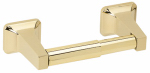 Homewerks Worldwide 180823 Tissue Paper Holder, Polished Brass