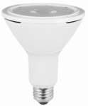 Feit Electric PAR30L/LEDG6/TV LED Floodlight Bulb, Dimmable, 12-Watt, 750 Lumens