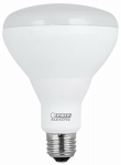 Feit Electric BR30DM650/LEDG2/TV LED Light Bulb,  Dimmable, 10-Watts, 650 Lumens