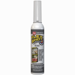 Swift Response FSH8C Flex Shot Rubber Sealant, Clear, 8-oz.
