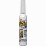 Swift Response FSH8W Flex Shot Rubber Sealant, White, 8-oz.