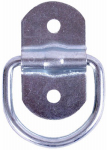"Uriah Products UH301125 2PK 1-1/8"" Bolt D Ring"