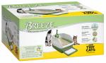 American Distribution & Mfg 12734 Breeze Litter Box System