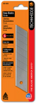 Idl Tool International TE01-883 Snap-Off Blade, Carbon Steel, 25mm, 5-Pk.