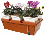 Hydrofarm EMSYST Emily's Garden Hydroponics System, 6-Planter