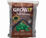 Hydrofarm GMC10L Horticultural Clay Pebbles, 10-Liter Bag