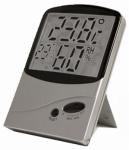 Hydrofarm HGIOHTJ Hygro Plant Thermometer, LCD