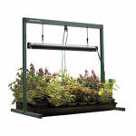 Hydrofarm JSV2 Jump Start Grow Light System, 2-Ft.