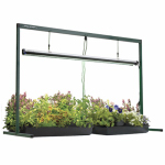 Hydrofarm JSV4 Jump Start Grow Light System, 4-Ft.