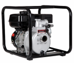 Little Giant/Franklin Electric 617034 Semi Trash Pump, 150 GPM, 6-HP