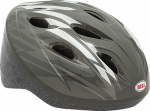 Bell Sports 7063302 Reflex Bicycle Helmet, Adult Medium/Large, Gray