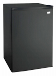 Avanti Products RM4416B Counter-High Refrigerator, Black, 4.4-Cu. Ft.