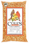 Coles Wild Bird Products CB20 Wild Bird Food, Cajun Cardinal, 20-Lbs.