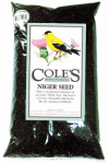 Coles Wild Bird Products NI10 Wild Bird Food, Niger Seed, 10-Lbs.