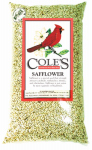 Coles Wild Bird Products SA10 Wild Bird Food, Safflower, 10-Lbs.