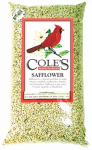 Coles Wild Bird Products SA20 Wild Bird Food, Safflower, 20-Lbs.